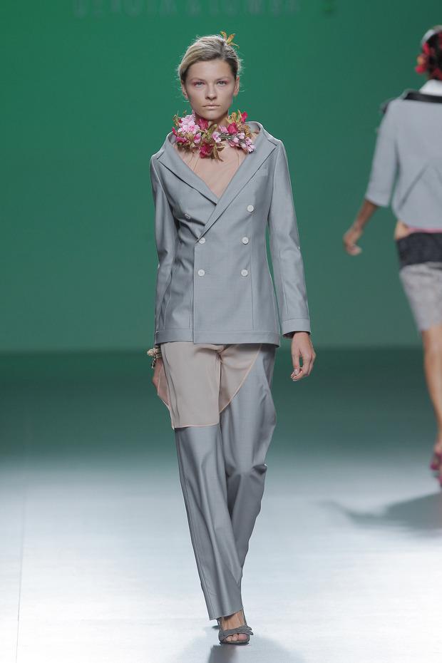 Madrid Fashion Week SS 2013: DEVOTA & LOMBA . Изображение № 8.