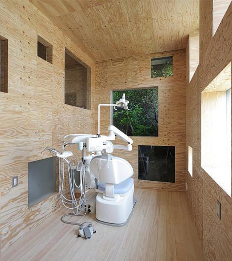 Кабинет зубного вдухе «дзен». Изображение № 3.