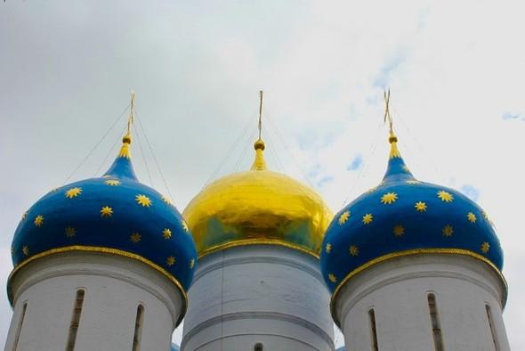 Интересные места России - Троице-Сергиева лавра. Изображение № 13.
