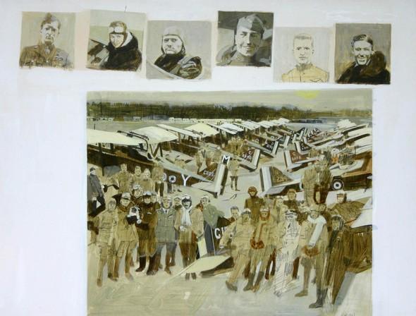 Американские иллюстраторы 40–60гг. ЧАСТЬ 1. Изображение № 25.