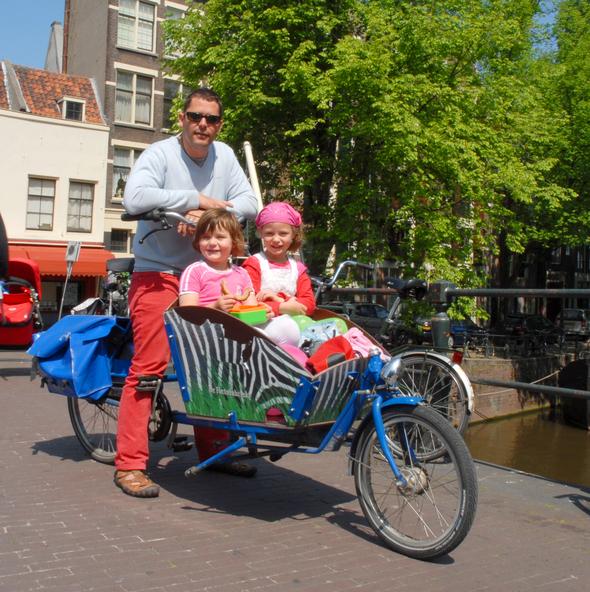 Голландцы иих велосипеды. Изображение № 7.