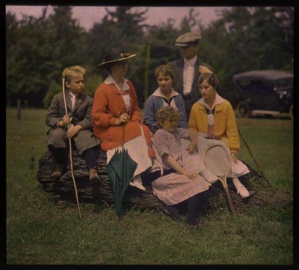 Автохром Люмьер – цветные фотографии начала XX века. Изображение № 37.