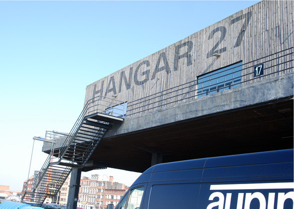 Hangar. Изображение № 73.