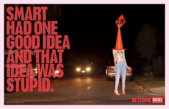 Кампания Be Stupid. Изображение № 18.