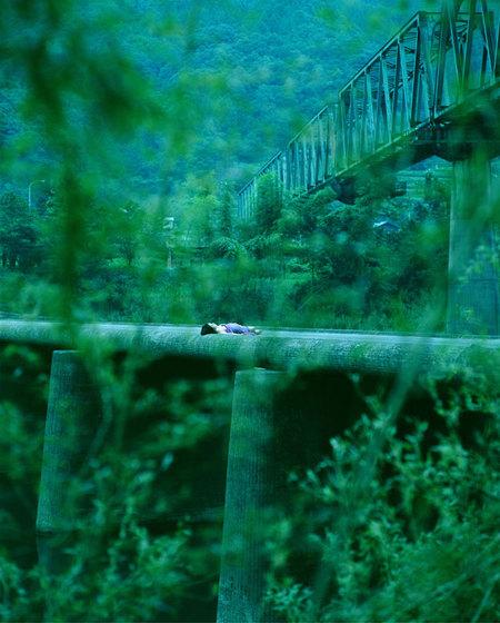 Izima Kaoru иего «Пейзаж струпом». Изображение № 18.