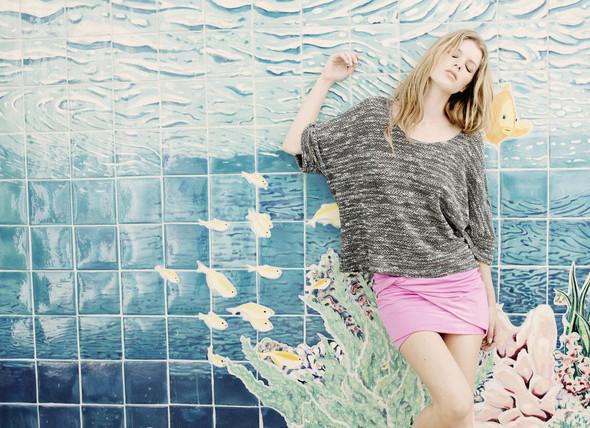 Там, где море встречается с небом. LNA Sping/Summer 2012. Изображение № 10.