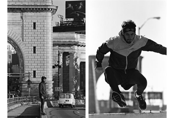 Тим Барбер. Талант от Нью-Йорка. Изображение № 56.