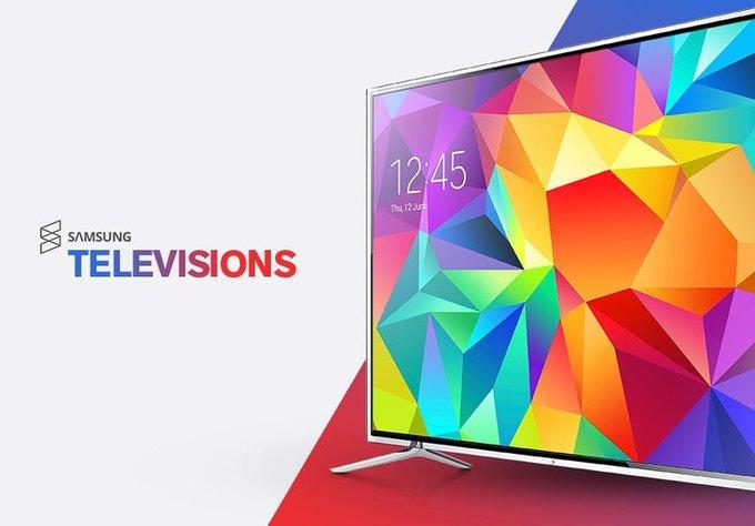 Дизайнер предложил ребрендинг Samsung . Изображение № 15.