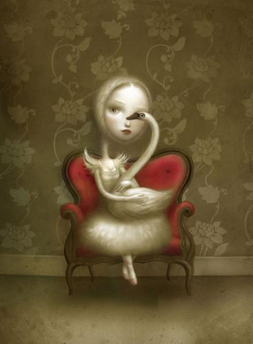 Nicoletta Cecolli [не]детские иллюстрации изИталии. Изображение № 8.