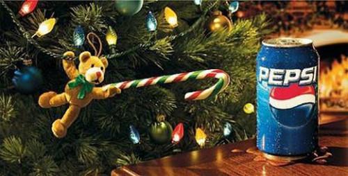 Новогоднее - Рождественский креатив в рекламе. Изображение № 29.