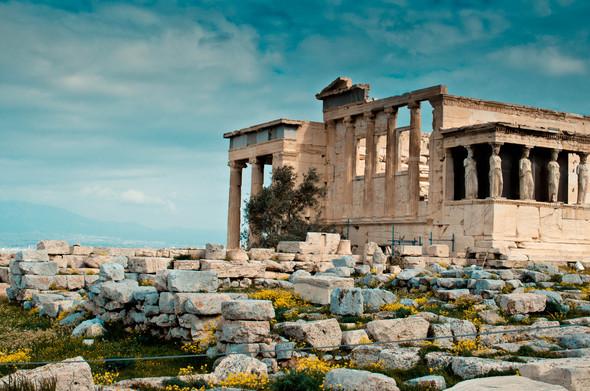Открытки из Греции. Изображение № 8.
