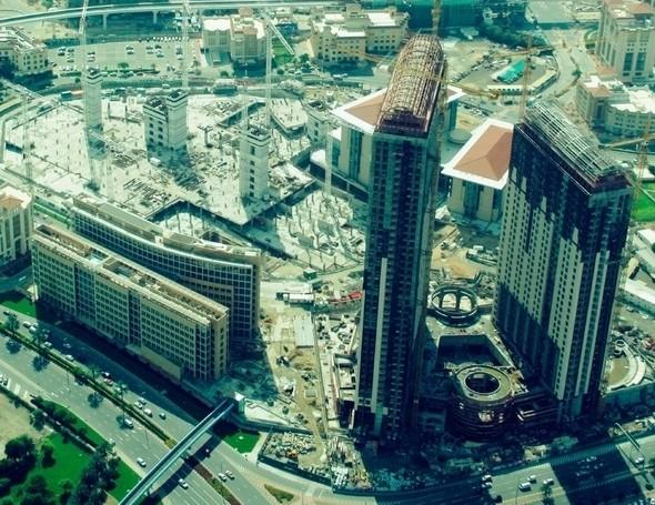 Изображение 18. Dubai: приверженец масштаба.. Изображение № 18.