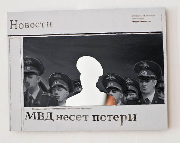 «Кто это?» - проект Алексея Трегубова. Выставка в ММСИ (2012, Москва). Изображение № 2.