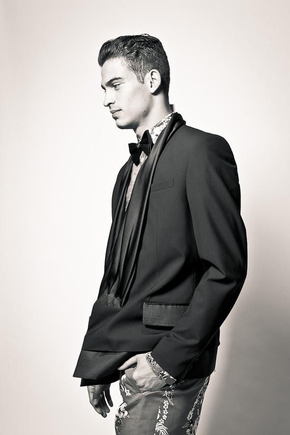Лукбук: Jean Paul Gaultier SS 2012 Men's. Изображение № 9.