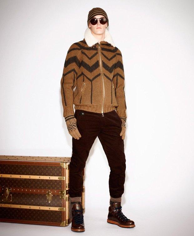 Показаны новые лукбуки Gucci, Louis Vuitton и Prada. Изображение № 16.