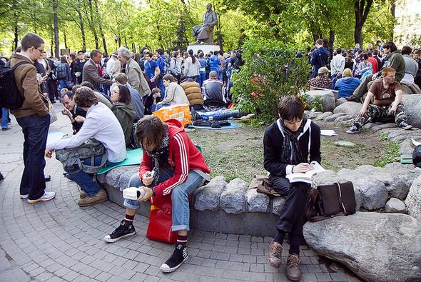 Московский «Вудсток» запоздал на 43 года. Изображение № 17.