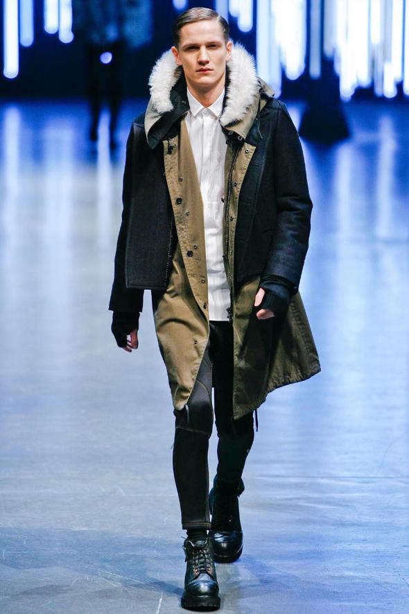 Изображение 110. Milan Fashion Week. Часть 1.. Изображение № 126.