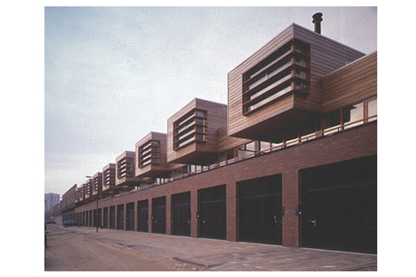 Dutch touch: Гид по современной голландской архитекторе. Изображение № 80.