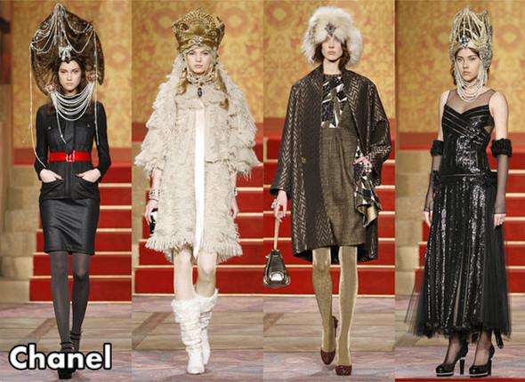 Chanel. Paris-Moscou (pre-fall 2009). Изображение № 3.