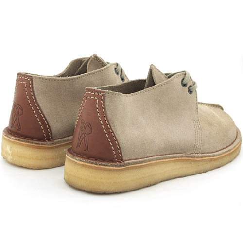 Clarks Originals Desert Trek. Изображение № 4.