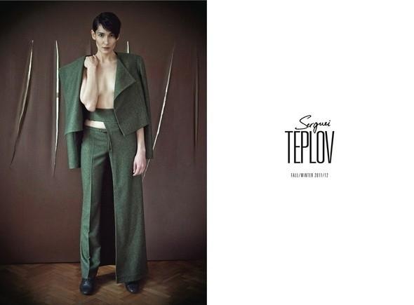 Изображение 11. Serguei Teplov FW 2011/12 look book.. Изображение № 11.