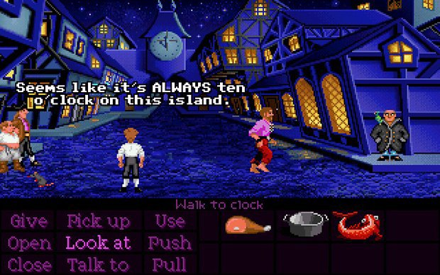 The Secret of Monkey Island. Изображение № 4.