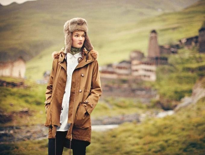 Вышли новые лукбуки Zara, Nasty Gal, Anna October и других марок. Изображение № 77.