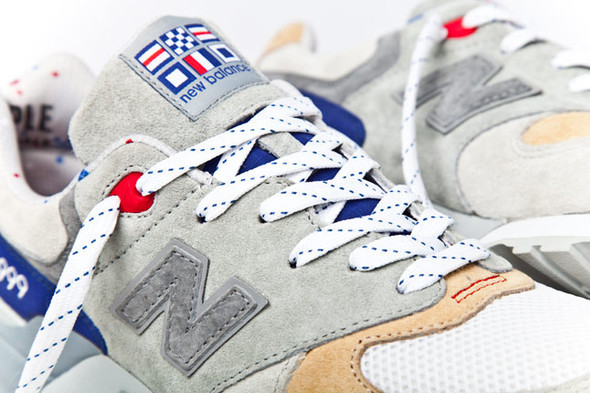 CONCEPTS X NEW BALANCE (THE KENNEDY). Изображение № 4.