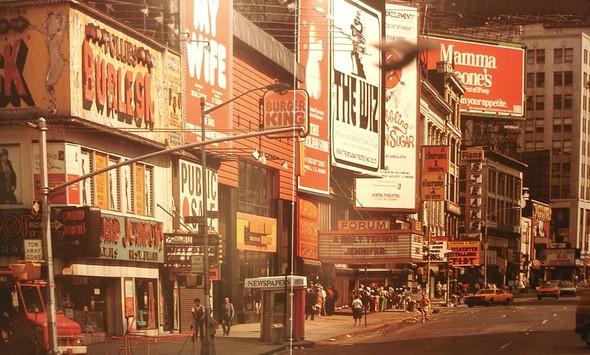 Город, которого нет: Нью-Йорк 70-х. Изображение № 11.