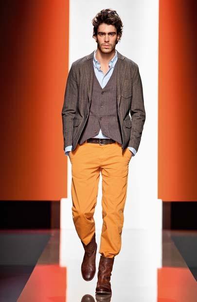 Новости ЦУМа: Коллекция мужской одежды Boss Orange осень-зима 2012-13. Изображение № 1.
