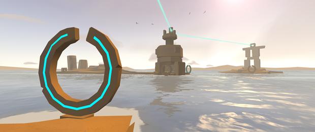 Вышла VR-игра авторов Monument Valley с управлением взглядом. Изображение № 3.