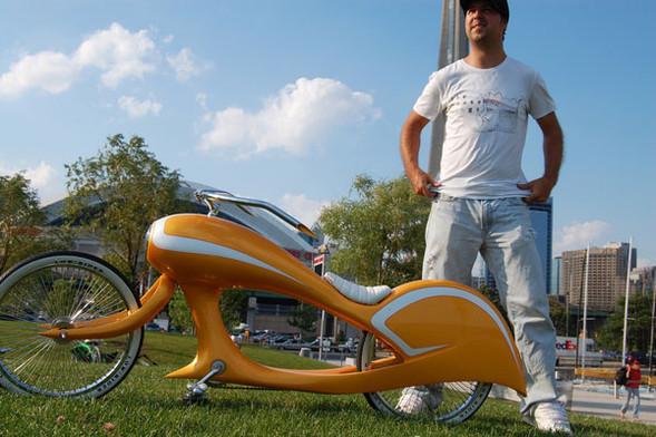 Невероятные велосипеды Джейсона Баттерсби. Изображение № 9.