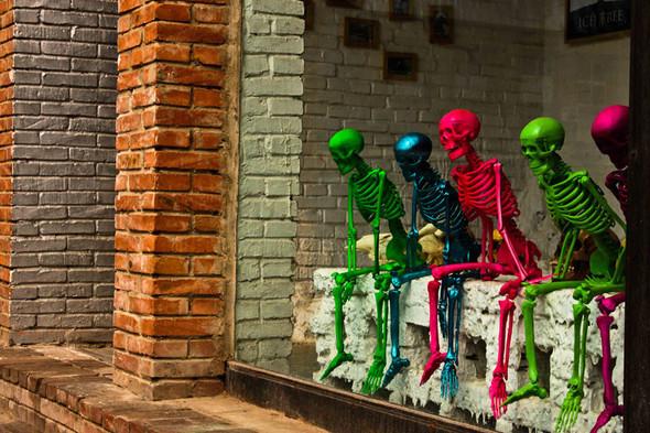 Street Art в районе 798. Пекин. Изображение № 9.