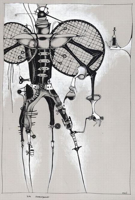 Фантасмагория Tineidae. Изображение № 12.
