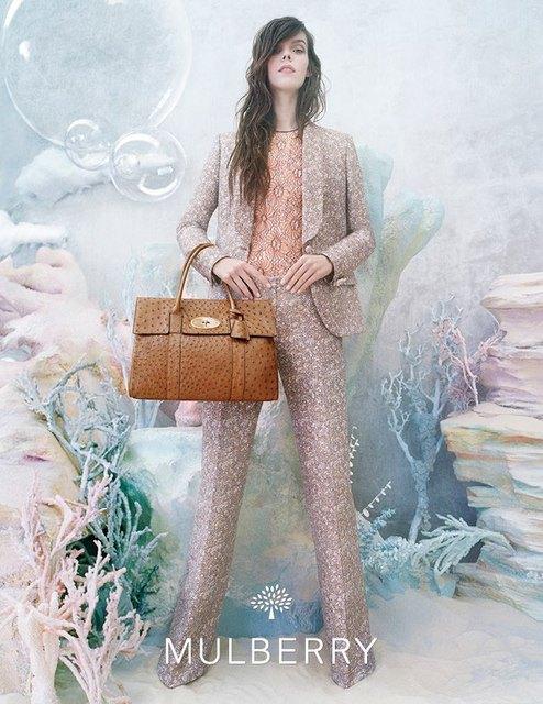 Gucci, Mulberry, Chanel и другие марки показали новые кампании. Изображение № 6.