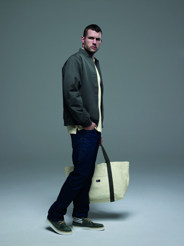 Лукбуки: Джереми Скотт и Дэвид Бекхэм для Adidas Originals. Изображение № 59.