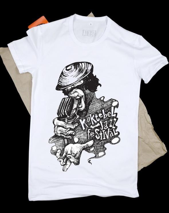 Изображение 23. Кастинг принтов для футболок SEKTA: Koktebel Jazz Fest.. Изображение № 23.