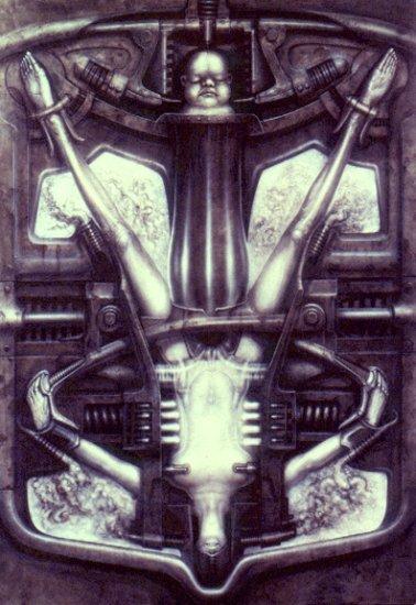 H. R. GIGER. Изображение № 37.