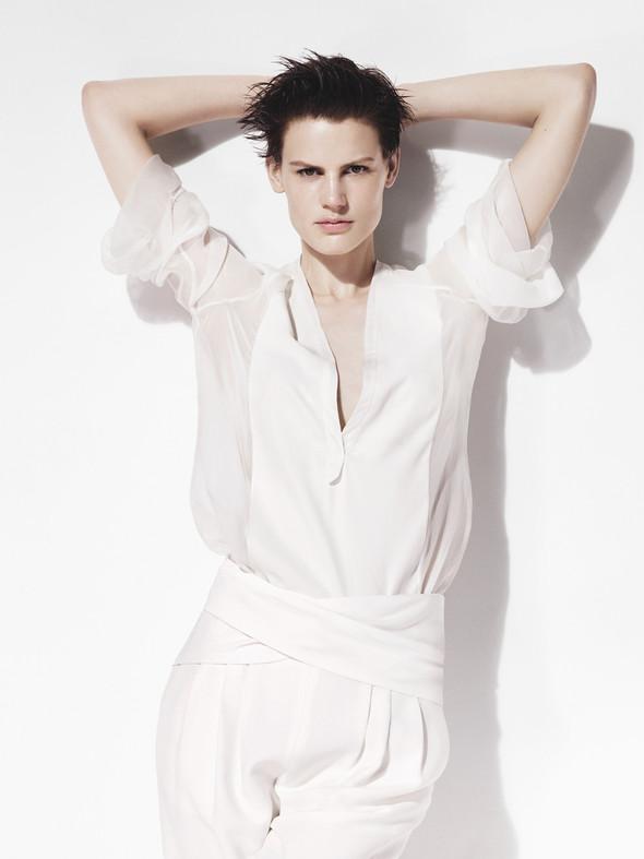 Кампания: Саския де Брау для Zara SS 2012. Изображение № 3.