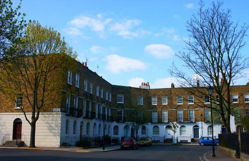 Ориентируемся в английской и лондонской архитектуре. Изображение № 12.