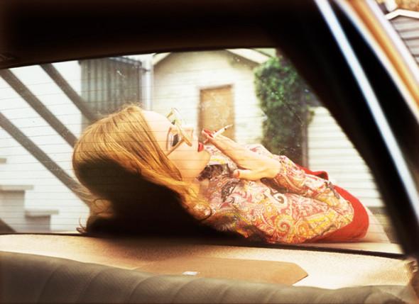 Застывшие героини Хичкока: взгляд Алекс Прагер. Изображение № 14.