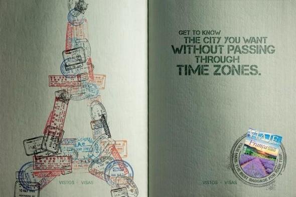Рисунки из визовых штампов. Изображение № 1.