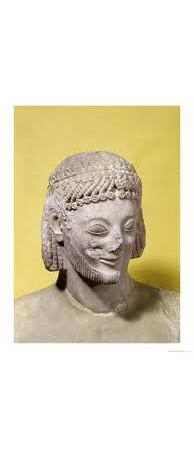 Античная скульптура «Голова Рампен» . Изображение № 10.