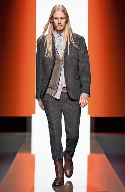 Новости ЦУМа: Коллекция мужской одежды Boss Orange осень-зима 2012-13. Изображение № 19.