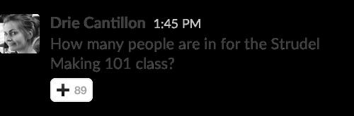 В Slack появились реакции с эмодзи . Изображение № 6.