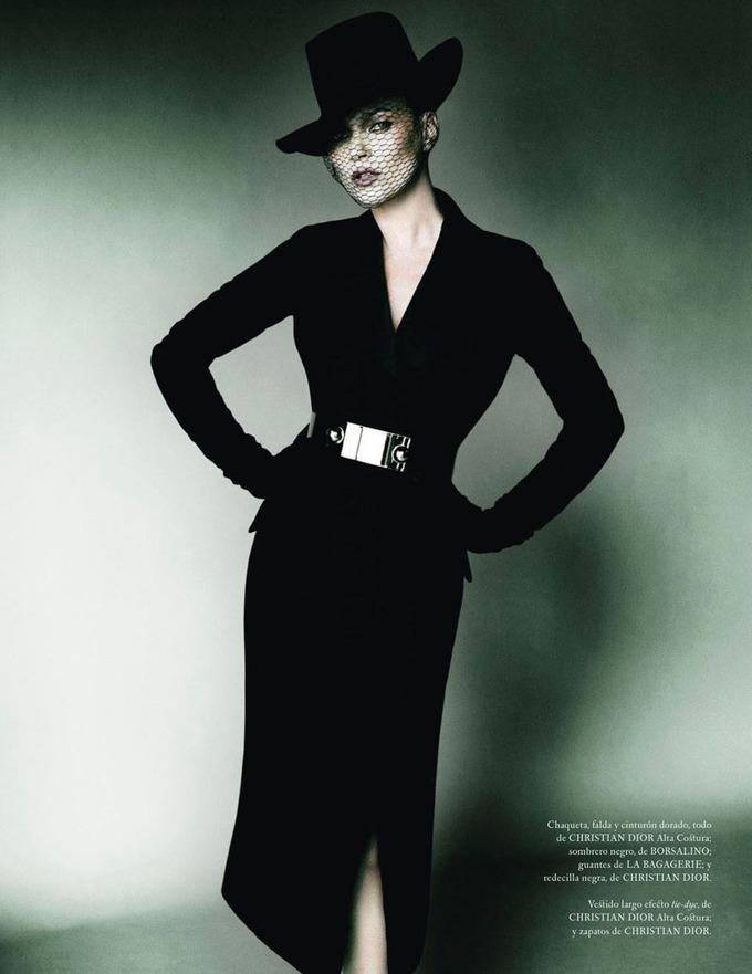 Numero, Vogue и другие журналы опубликовали новые съемки. Изображение № 24.