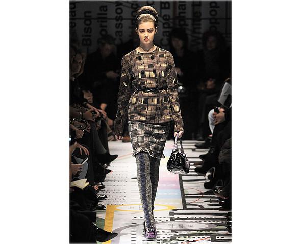 Показ Prada на Неделе моды в Милане. Изображение № 7.