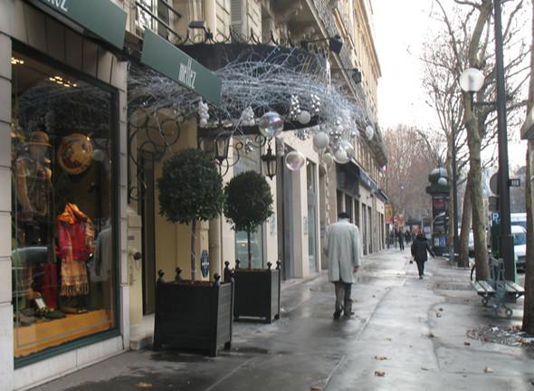 Париж Рождественский. Изображение № 10.