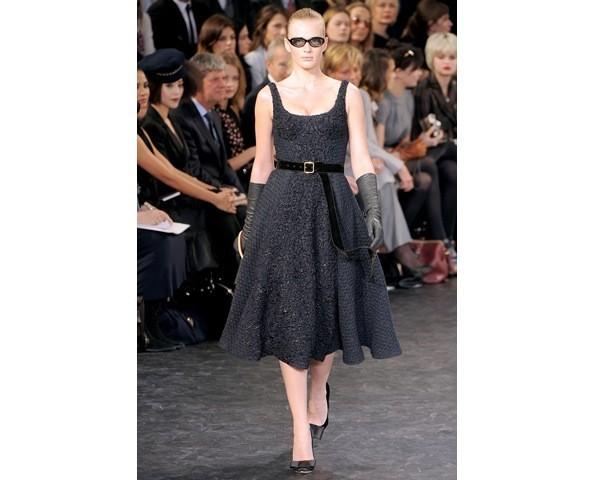 Можно все: Модели на показе Louis Vuitton. Изображение № 13.