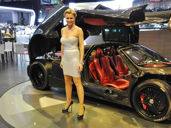 Natalia Freidina at 82nd Geneva International Motor Show. Изображение № 21.